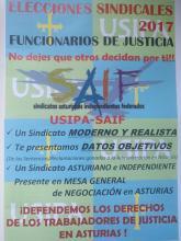 VOTA USIPA SAIF JUSTICIA